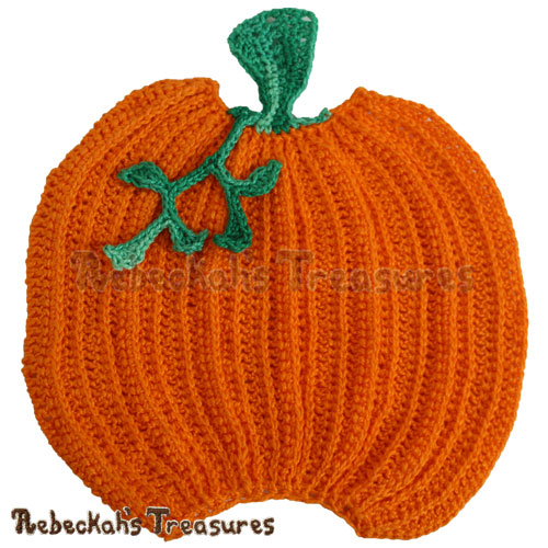 Autumn Delights Pumpkin Coaster Crochet Pattern - $3.75 Digital PDF Download by Rebeckah's Treasures! Grab your copy today here: https://goo.gl/nj02Ok #crochet #pattern #pumpkin #coaster